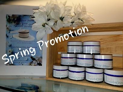 Spring Promotion, Free Skin Harmony Cream.
